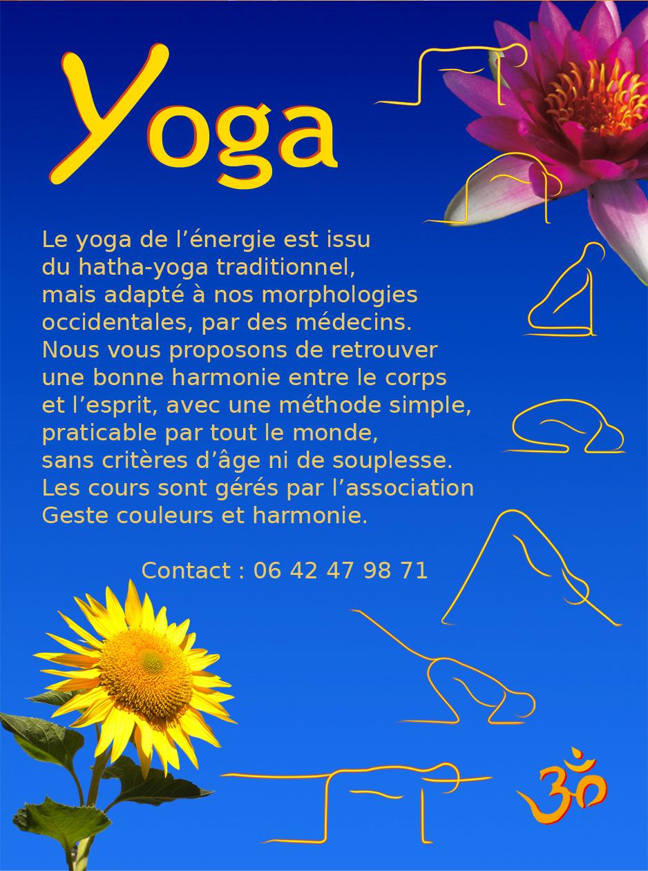 Christian Guillet - Yoga